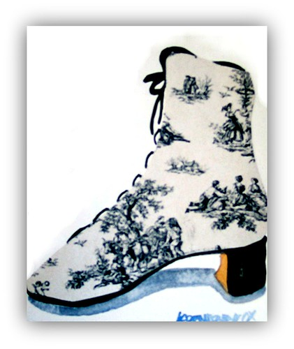 toile boot