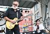 Duke Tumatoe and Dan Holmes at Crossroads Blues Fest