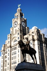 King Edward VII statue - Liverpool waterfront (Mark-Crossfield) Tags: pictures uk greatbritain shadow england liverpool river photo northwest image photos picture scene images gb scenes mersey pierhead worldheritage merseyside liverbuilding royalliverbuilding portofliverpool photosof picturesof imagesof markcrossfield snapsof picciesof