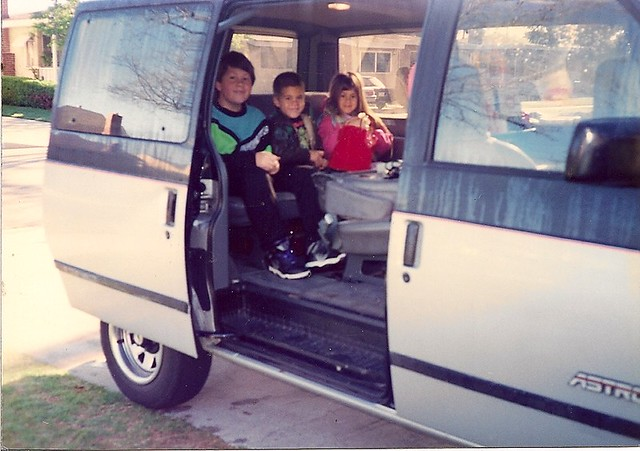 travel family vacation cars chevrolet kids automobile roadtrip chevy trips van 1986 1990 astrovan