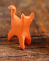 The Orange Cat of Sugru