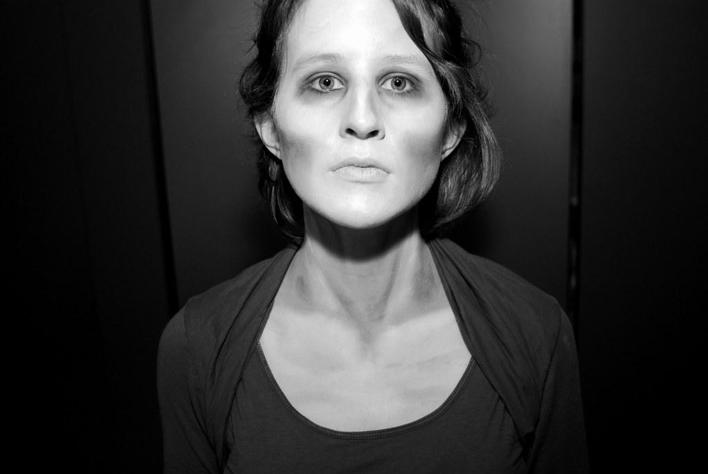 Margaret-Model and make-up artist