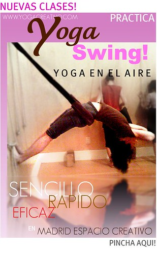 YOGA SWING (EN SUSPENSION), MADRID