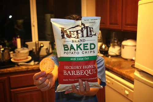 Kettle Chips BAKED!