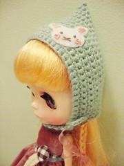 bunny pixie hat
