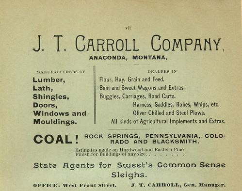 carroll  company