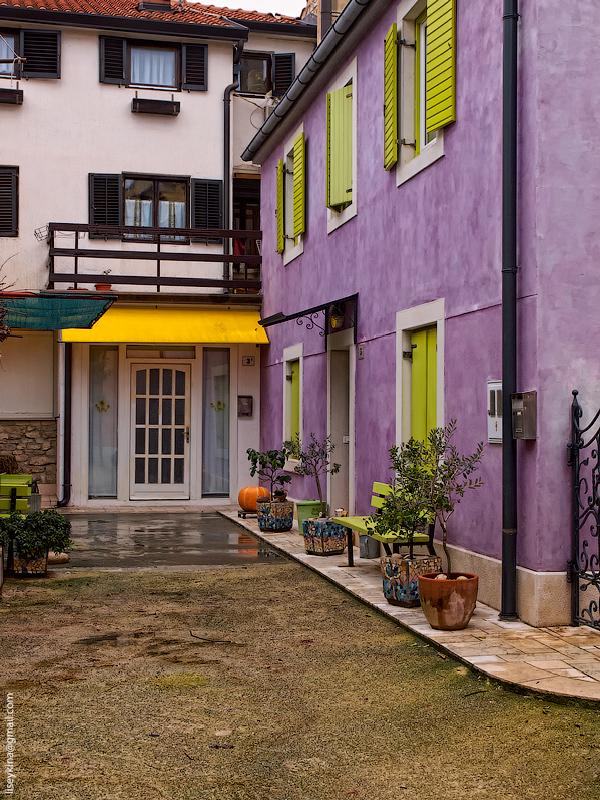Porec. Croatia