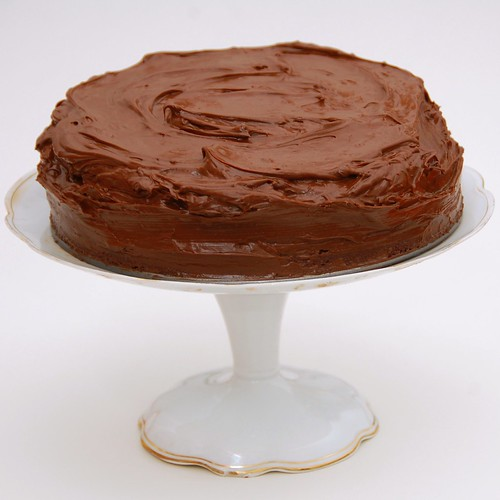 truffle cake- delia smith