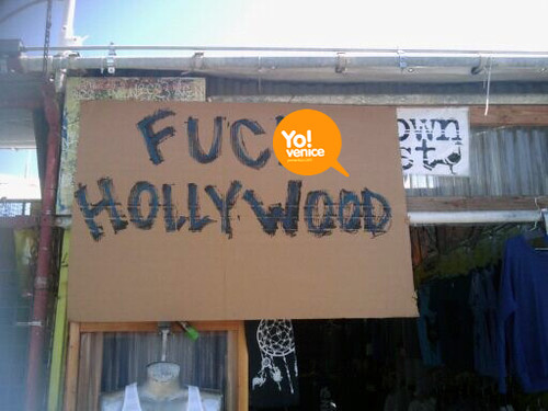 Hollywood in Venice