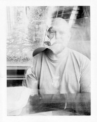 todd*collage (Vic Acid) Tags: bw de doubleexposure polaroid220landcamera polaroid667film