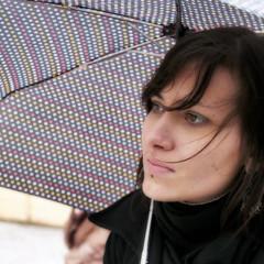 J. (Metempsyc0se) Tags: woman eye lumix prague portait praha yeux parapluie portray gh1 ombrella noortoneffect carrfranais micro43 microfourthird