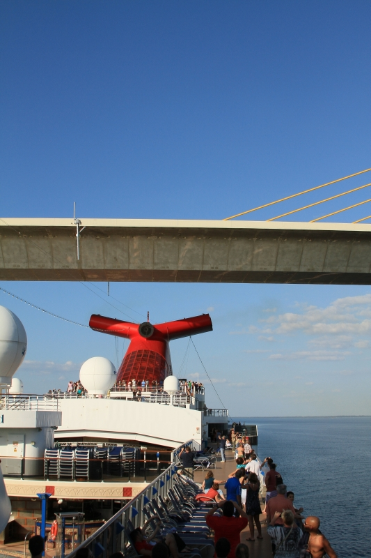 Bridge at Tampa FL