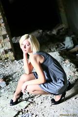 IMG_6535 (Milanovichandrey) Tags: cute sexy long legs outdoor young blonde upskirt belarus pantyhose minsk