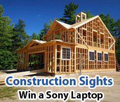 Construction Sights Photo Contest on Lenzr.com