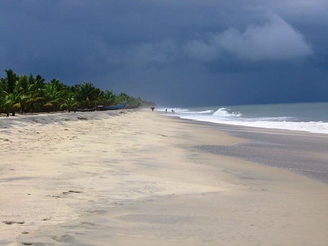 Lighthouse Beach, Kovalam