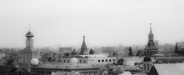 moscow and st. petersburg