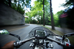 Schnell (Gus Mercerat (310 K Thanks!)) Tags: canon germany munich mnchen bayern deutschland bavaria chopper mark monaco motorbike ii moto alemania 5d vulcan custom kawasaki germania motorrad