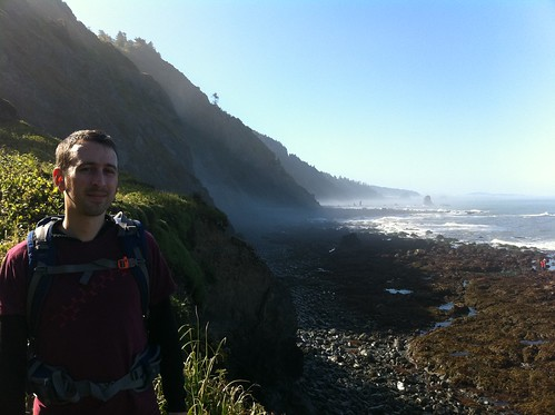 Yancy at Damnation Cove