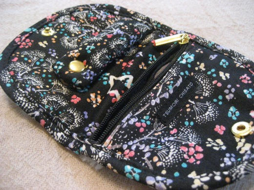 Travel Jewelry Pouch from Tsumori Chisato