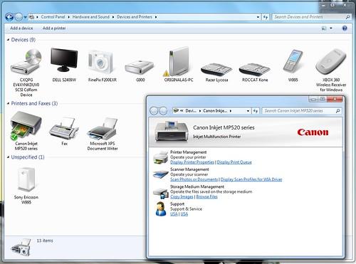 Windows 7 geriau už XP, Vista ir OS X kartu sudėjus :)