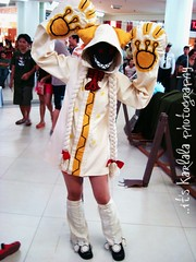 Tee Hee Hee (Karissa Yu) Tags: anime cat cosplay philippines evil cebu ayala archcon blazblue taokaka blazbluecalamitytrigger