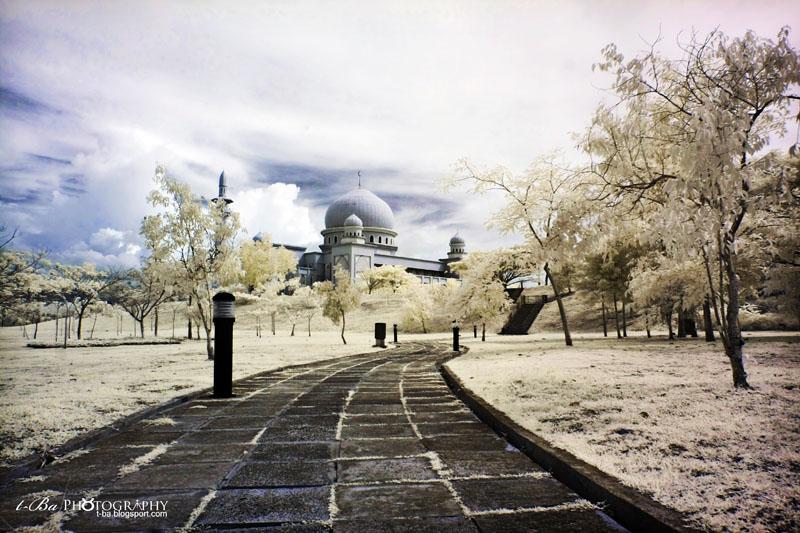 Masjid UMS - IR