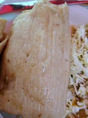 bone garden cantina - tamale de mucho water by foodiebuddha