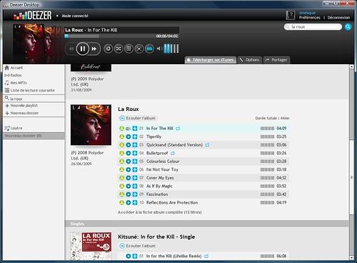 Deezer Desktop Premium 1