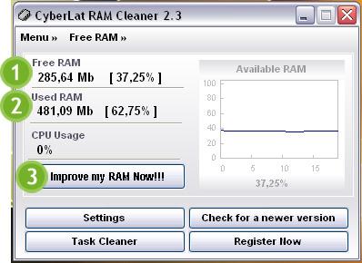Come pulire/svuotare la RAM del proprio PC