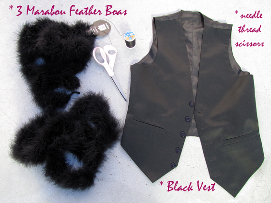 marabou-feather-vest-DIY-1