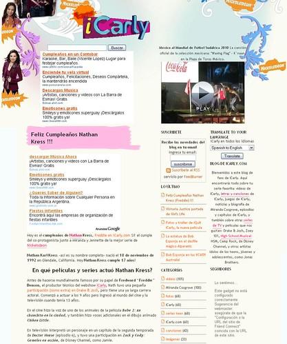 FanBlog icarly.com
