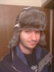 my new hat!