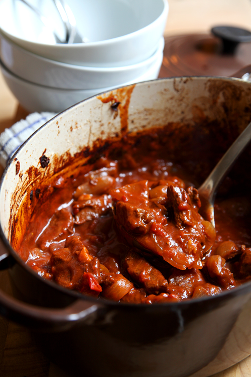 :: Hungarian Goulash