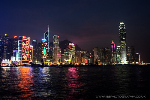 Hong Kong from Wanchai