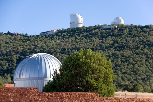 McDonald Observatory, West Texas