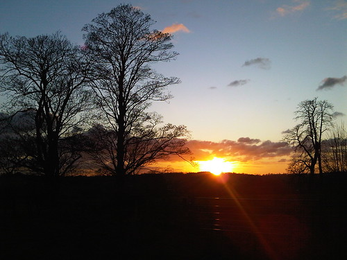 Kentish Sunset