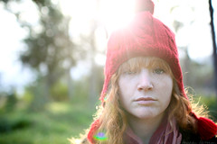 Caitlin Randolph (laurenlemon) Tags: ca winter portrait caitlin interestingness freckles smirk griffithpark redhair redbeanie explored canoneos5dmarkii laurenrandolph caitlinrandolph laurenlemon