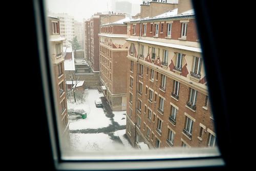 December 17th: SNOW!