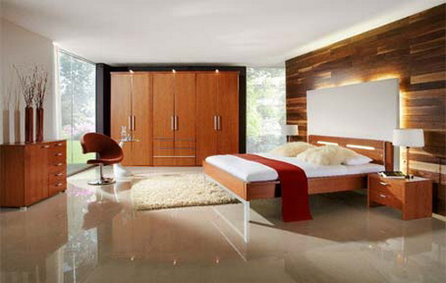 Contemporary Modern Bedroom Furniture Designs