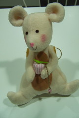Tilda Mouse (linhasebolinhos) Tags: cute animal mouse toys raton sweet softies kawaii tilda stuffies bichinhos peluche pelcia ratinho