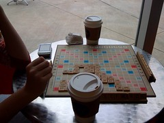 Scrabble...