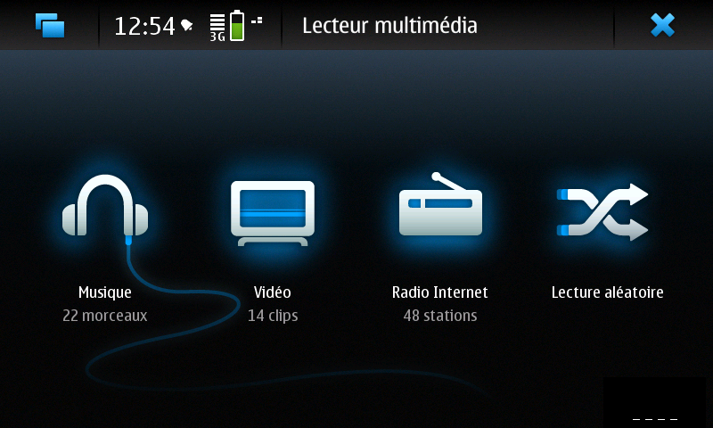 N900 REVIEW] Part 7 : Multimedia Player and UPnP Streaming | SMB