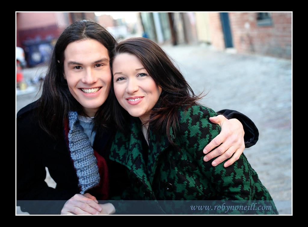 Jason and Holly