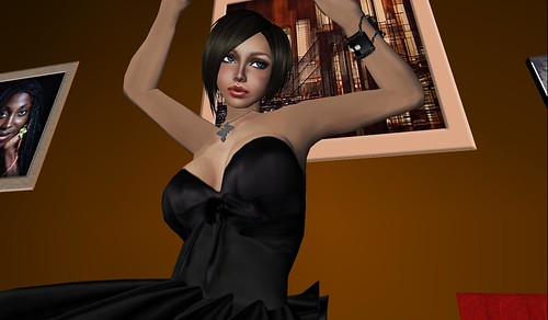raftwet in second life at the city bar