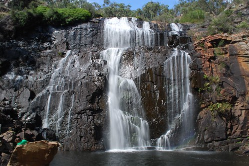 Mackenzie Falls - soft flowing water by avlxyz, on Flickr