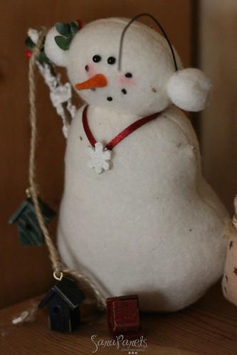 Favorite Snowman