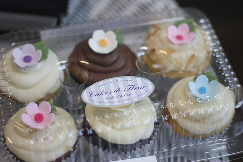 Cakes de Fleur Cupcakes from Salt Lake City, Utah