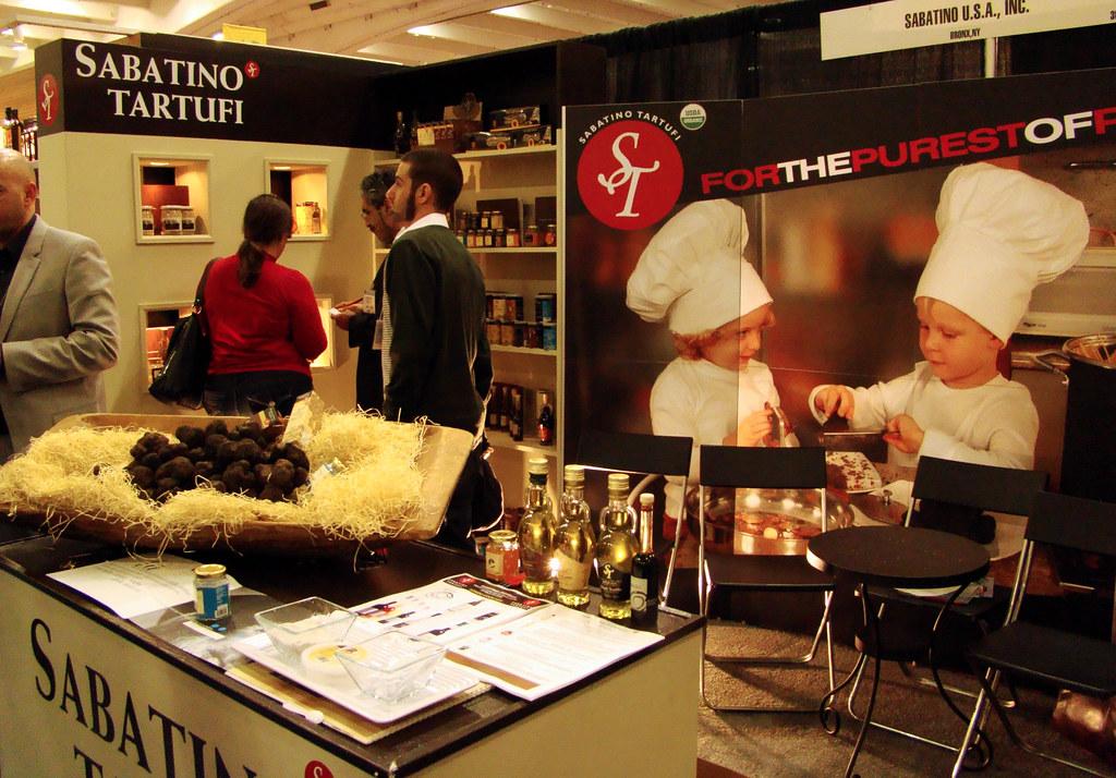 DSC04352 Sabatino Tartufi booth