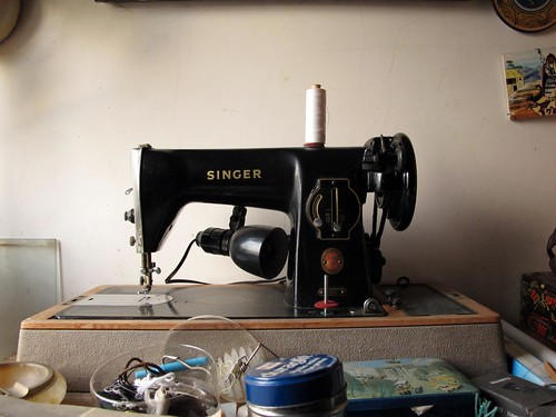 quarto de costura