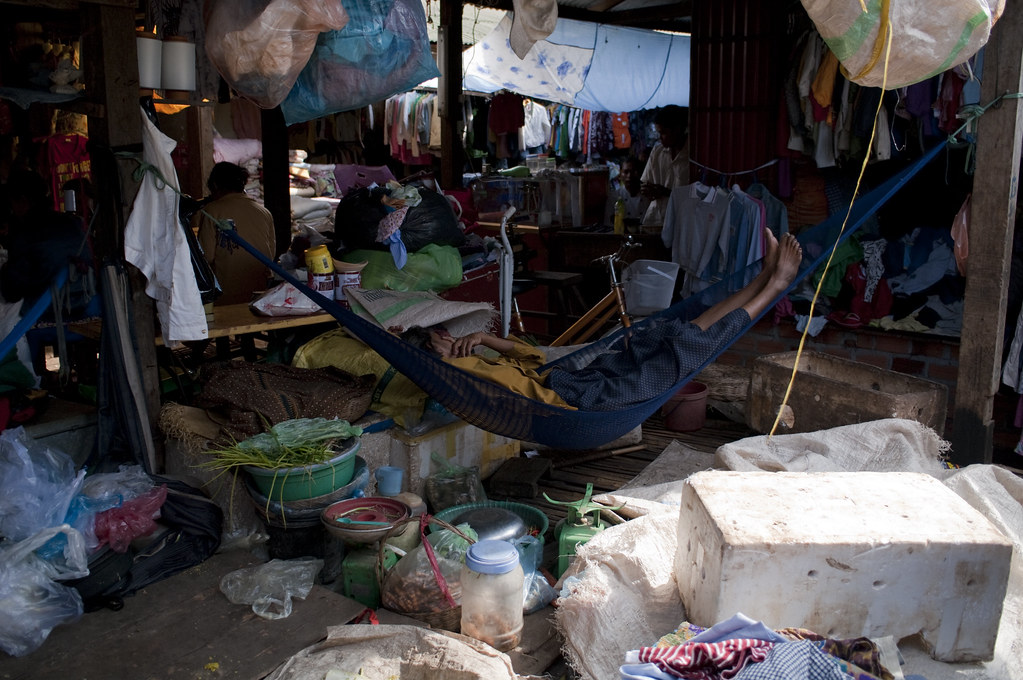 siemreap rocal market